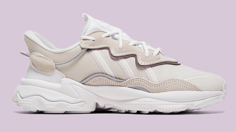 adidas Ozweego Off white side copy