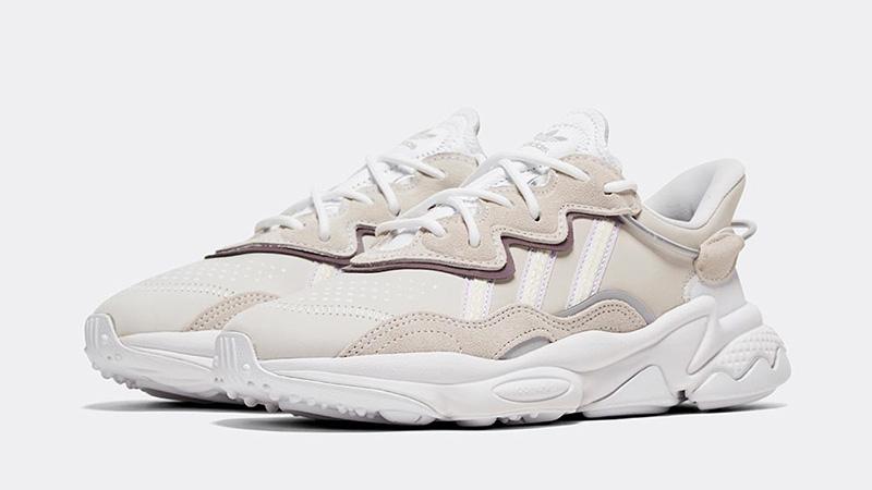 adidas Ozweego White Aqua EG0552 front