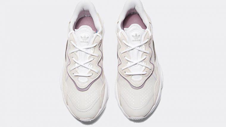 adidas Ozweego White Aqua EG0552 middle thumbnail image