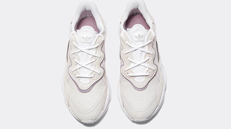 adidas Ozweego White Aqua EG0552 middle