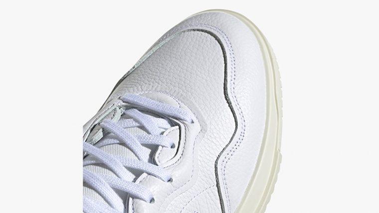 adidas SC Premiere White FU8940 toebox thumbnail image