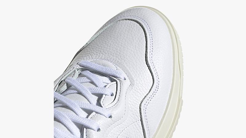 adidas SC Premiere White FU8940 toebox