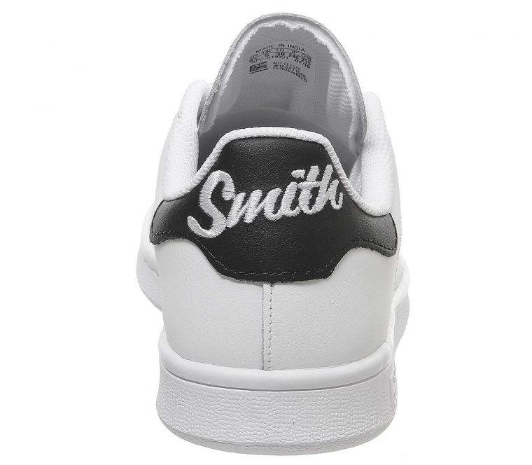 adidas Stan Smith GS White Black 01 thumbnail image