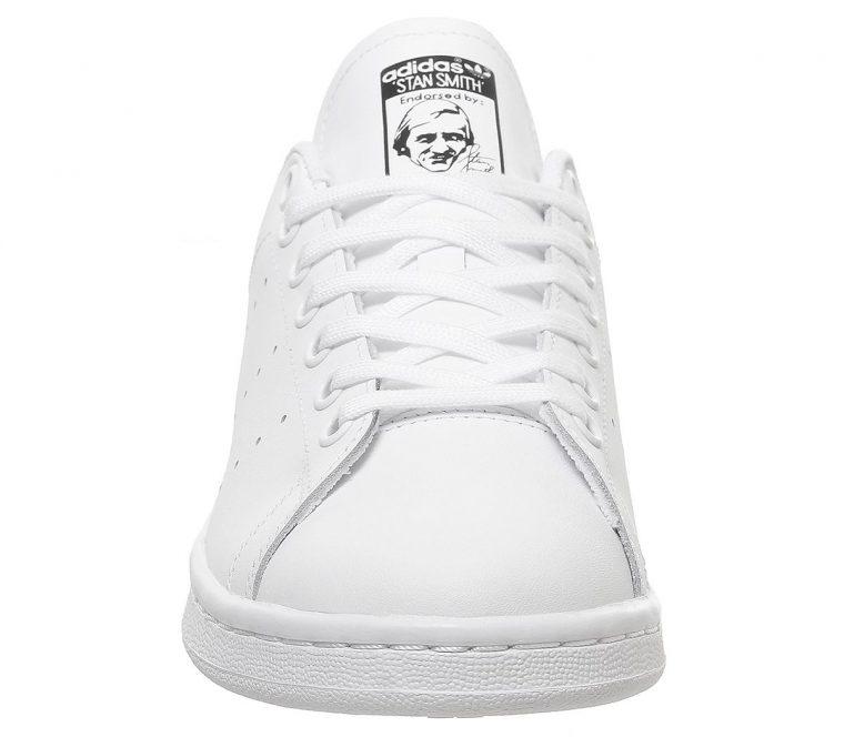 adidas Stan Smith GS White Black 02 thumbnail image