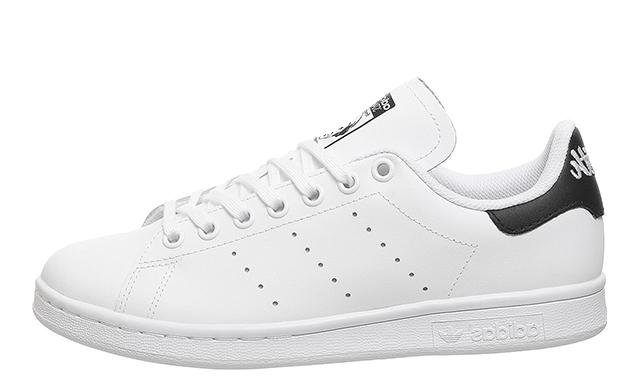 adidas Stan Smith GS White Black
