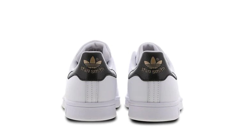 adidas Stan Smith White Black back