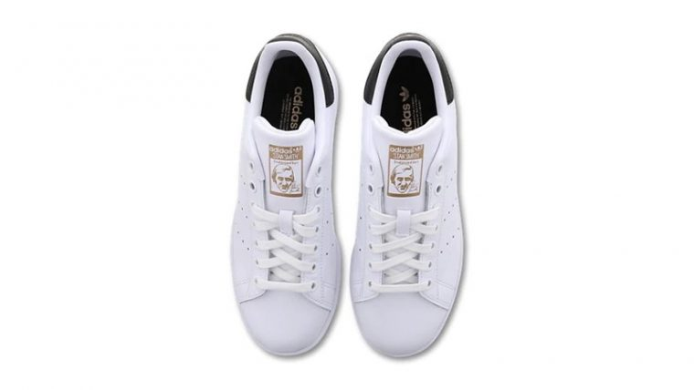 adidas Stan Smith White Black middle thumbnail image