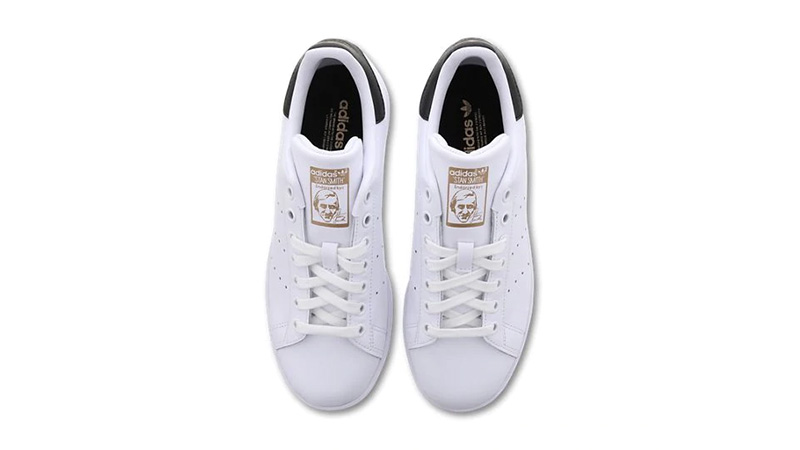 adidas Stan Smith White Black middle