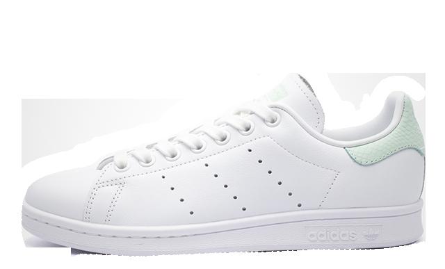 adidas Stan Smith White Green EF6876