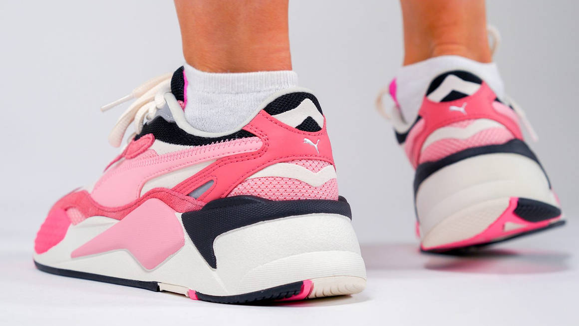 Perfectly Pink PUMA RS-X