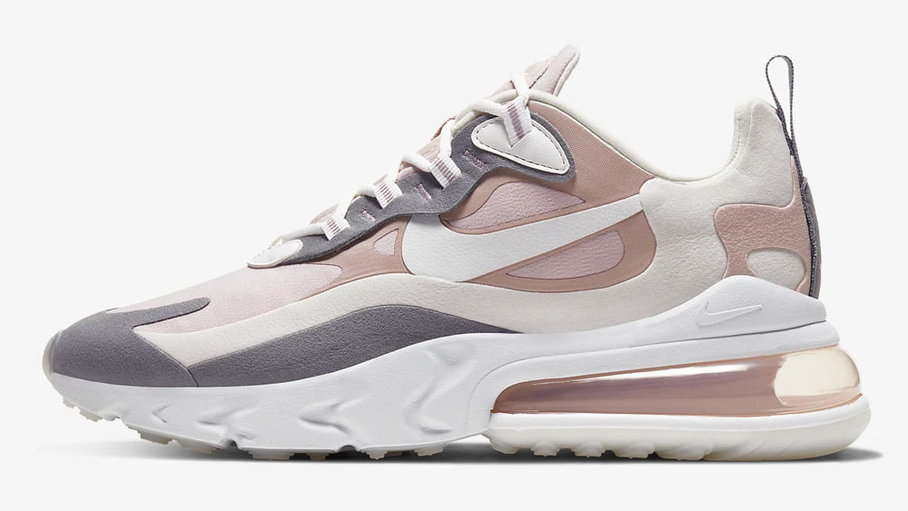 Nike Air Max 270 React Plum Chalk