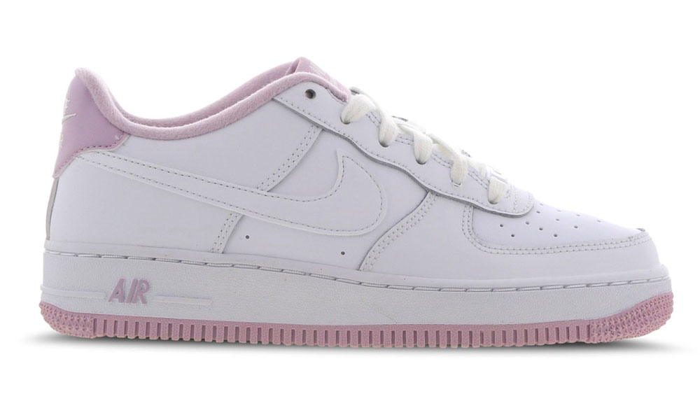 Nike Air Force 1 White Pink