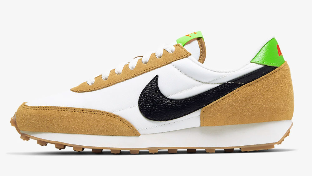 Nike Daybreak Wheat Scream Green