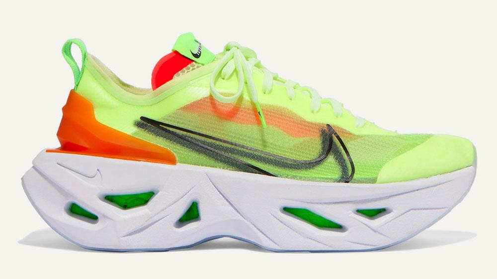 Nike ZooomX Vista Grind Green Vollt