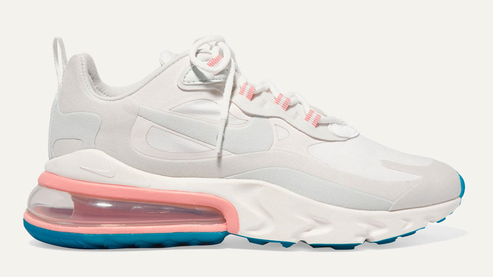 Nike Air Max 270 React Pink Blue