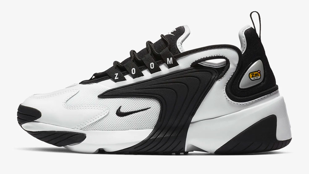 Nike Zoom 2k Black White