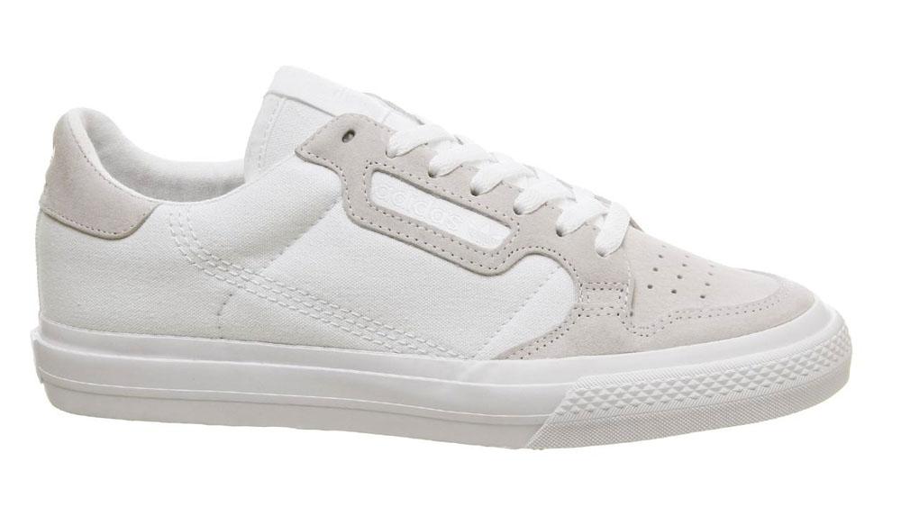 adidas Continental Vulc Grey