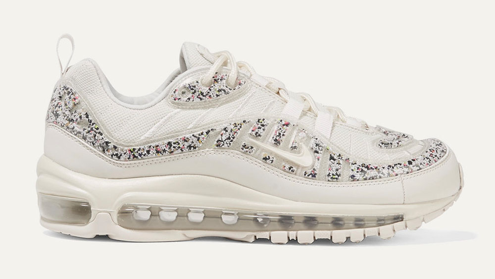 Nike Air Max 98 White Recycled