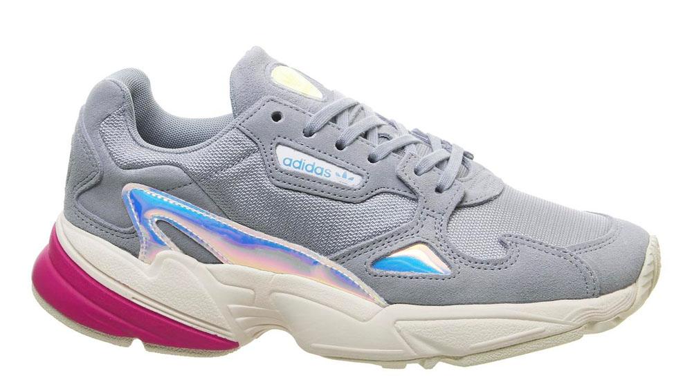 adidas Falcon Grey Pink