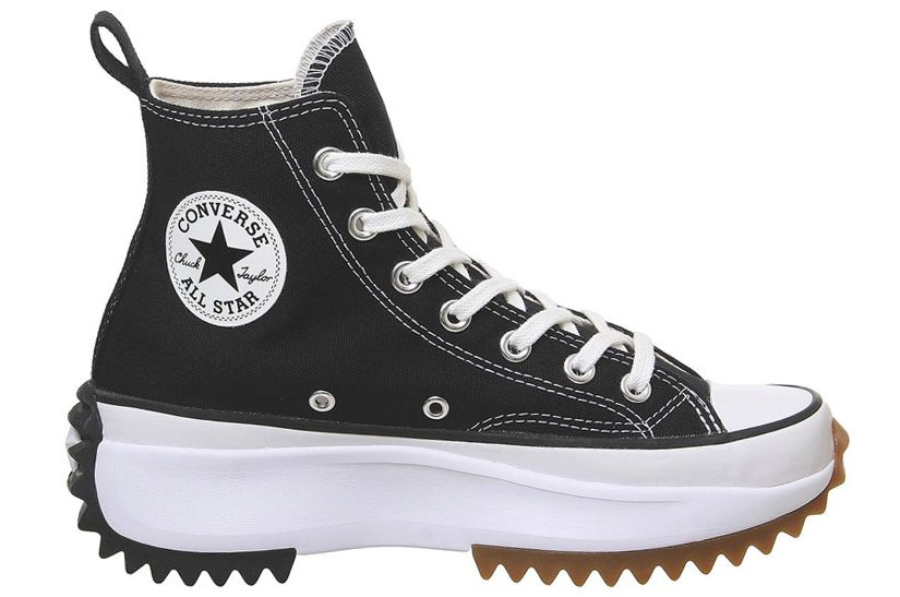 Converse Run Star Hike Black