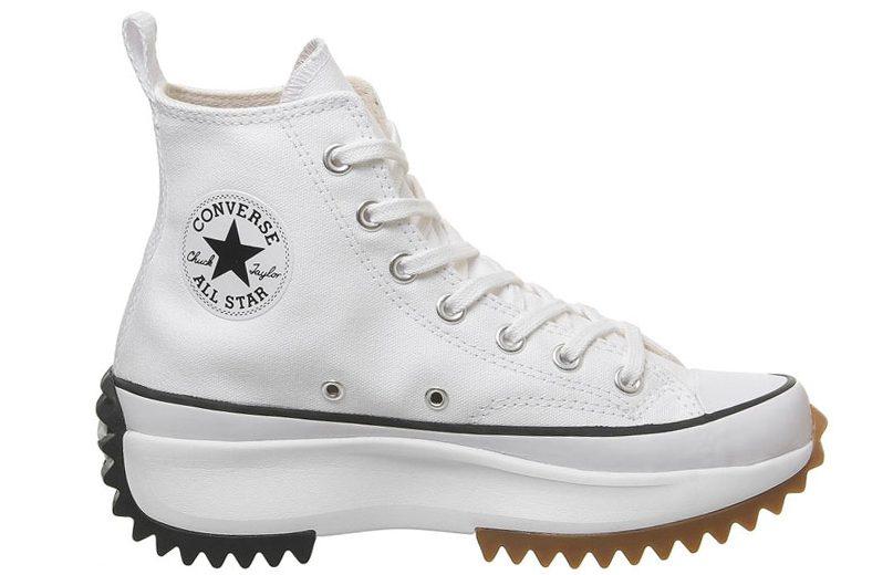 Converse Run Star Hike White