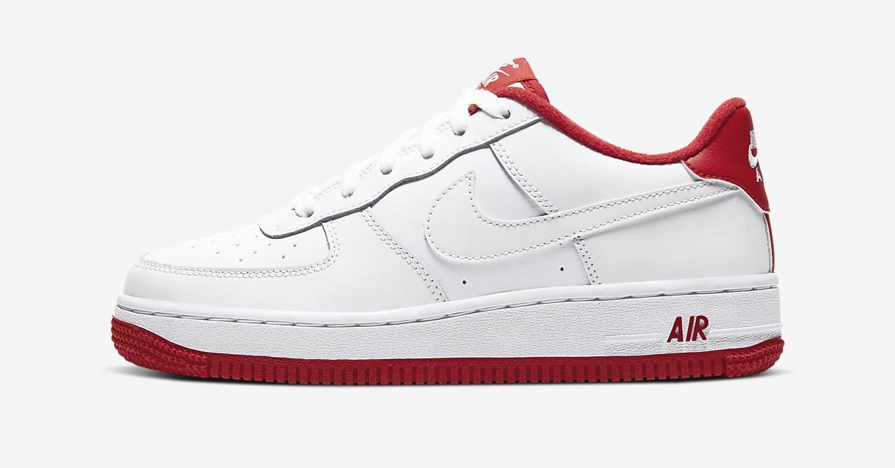 Air Force 1 Team red White
