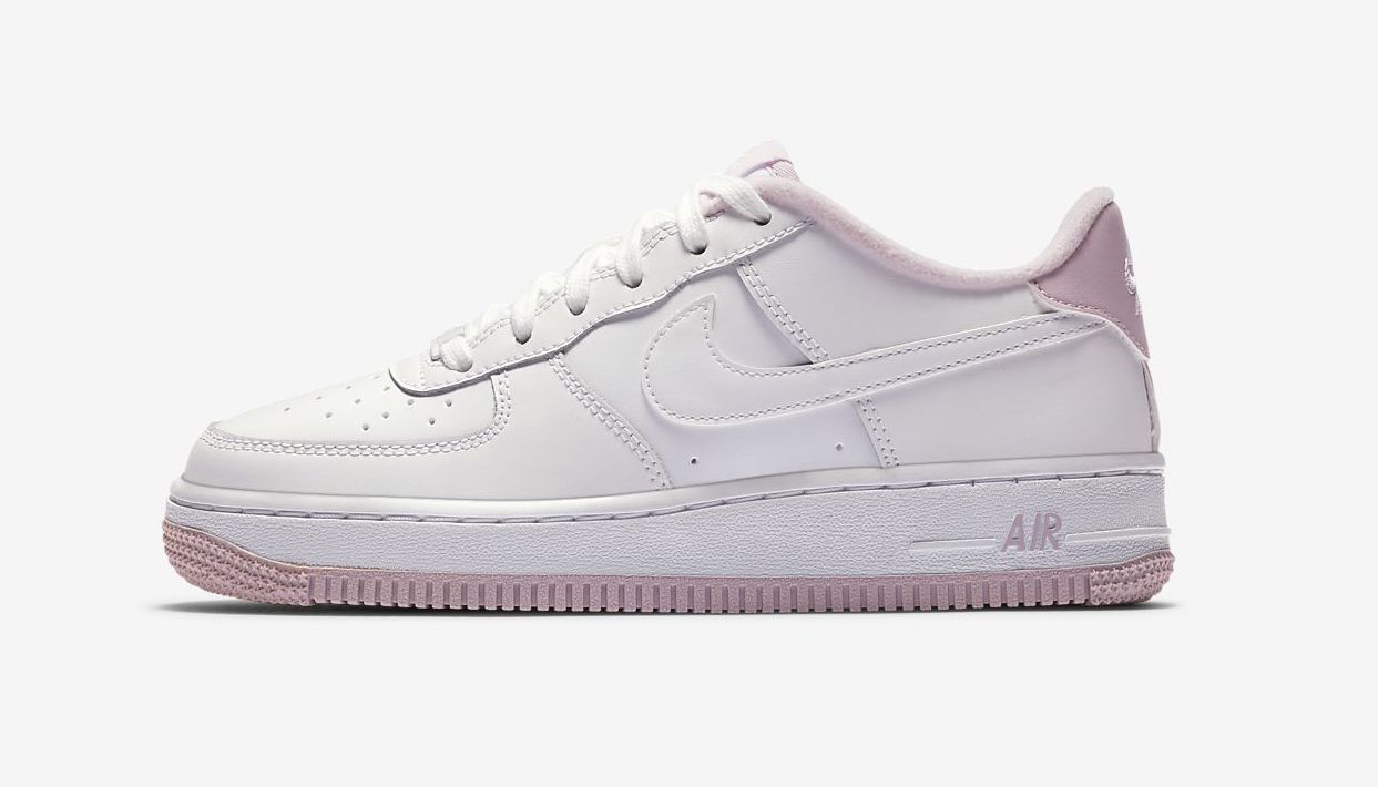 Air Force 1 White Iced Lilac
