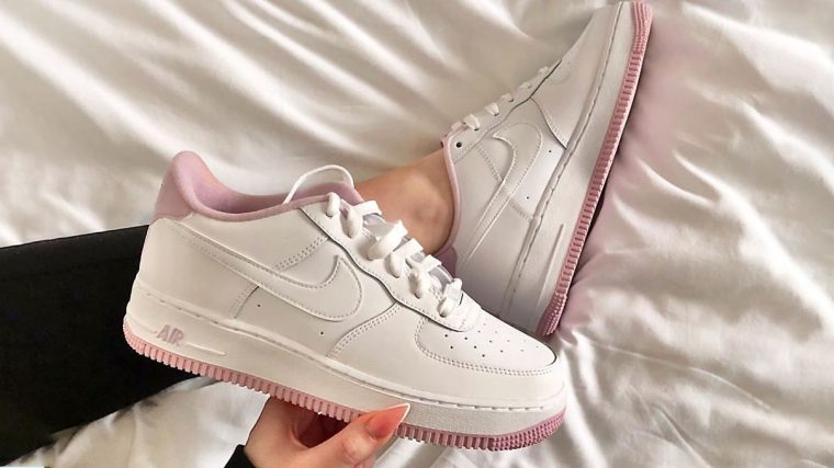 Air Force 1 White Pink.