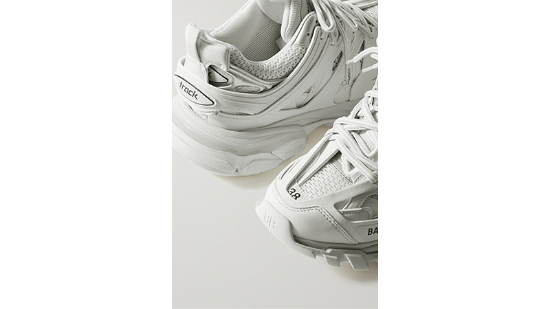 Balenciaga Track 2 White side
