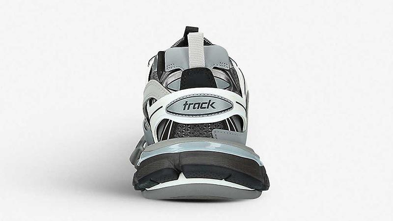 Balenciaga Track Grey back