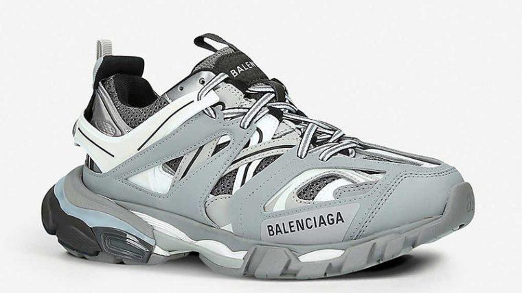 Balenciaga Track Grey front thumbnail image