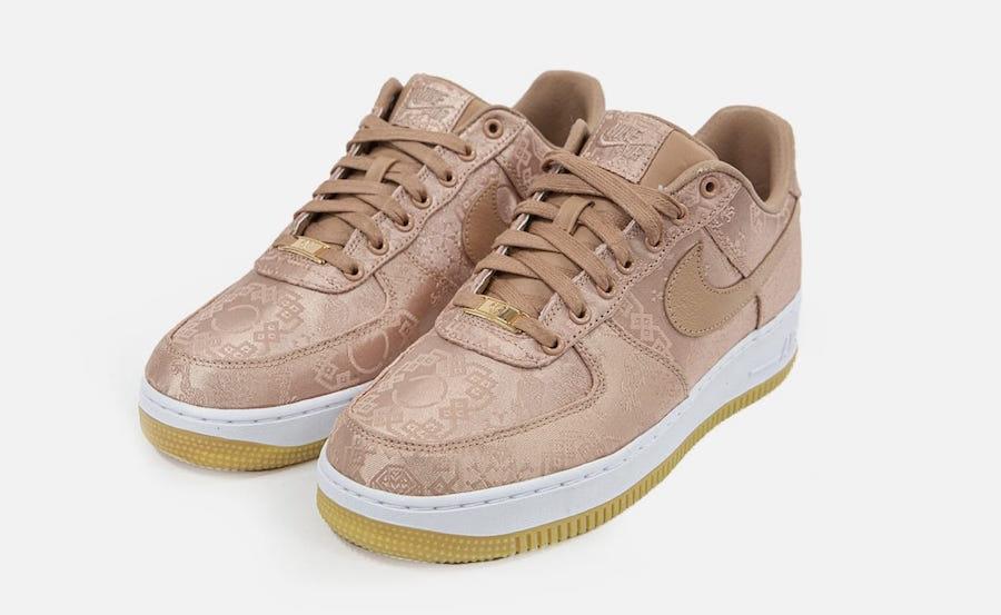 CLOT-Nike-Air-Force-1-Low-Rose-Gold-CJ5290-600-Release-Date-5