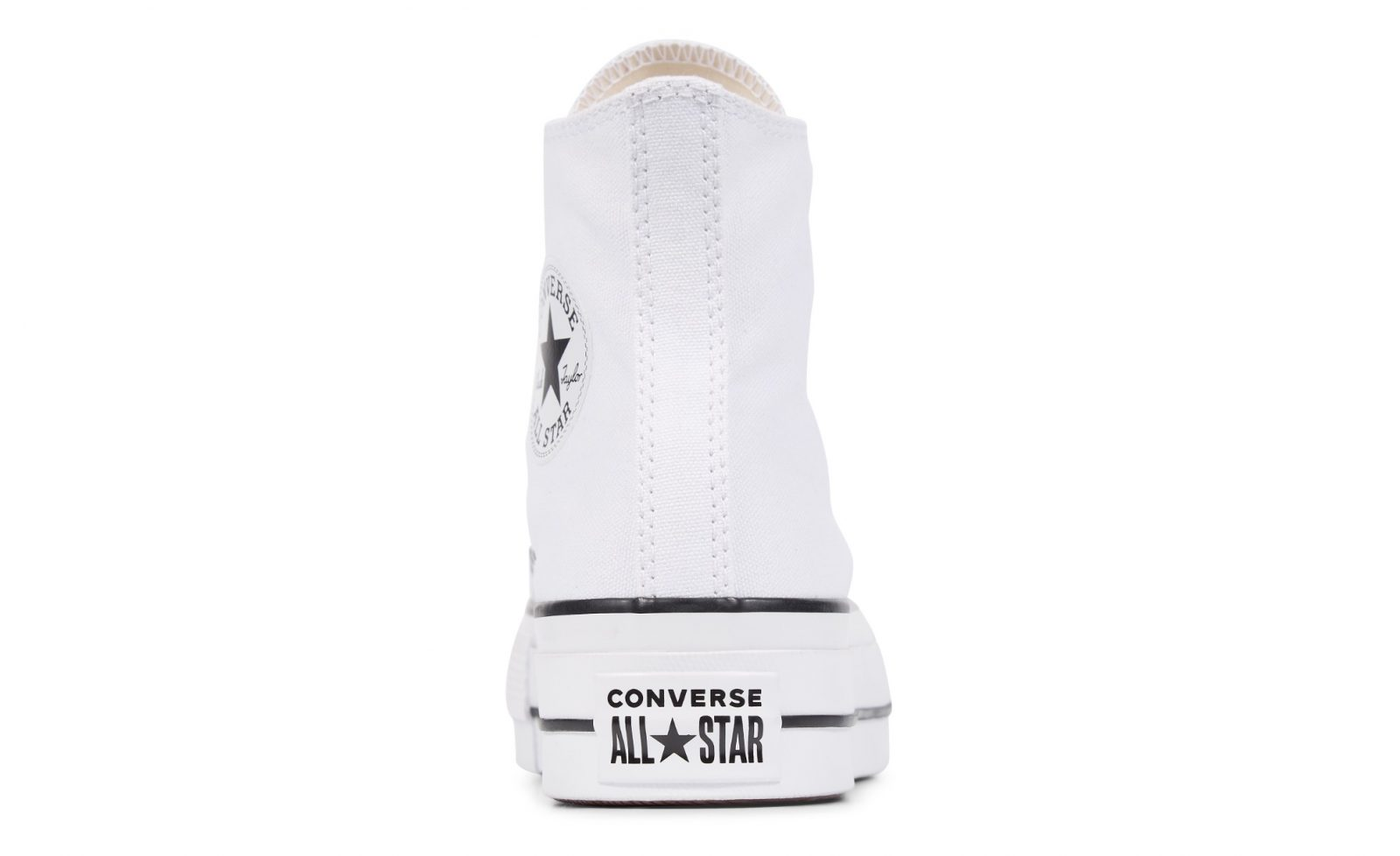 Chuck Taylor All Star Platform Canvas High-Top | 560846C heel