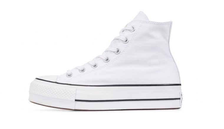 Chuck Taylor All Star Platform Canvas High-Top | 560846C thumbnail image