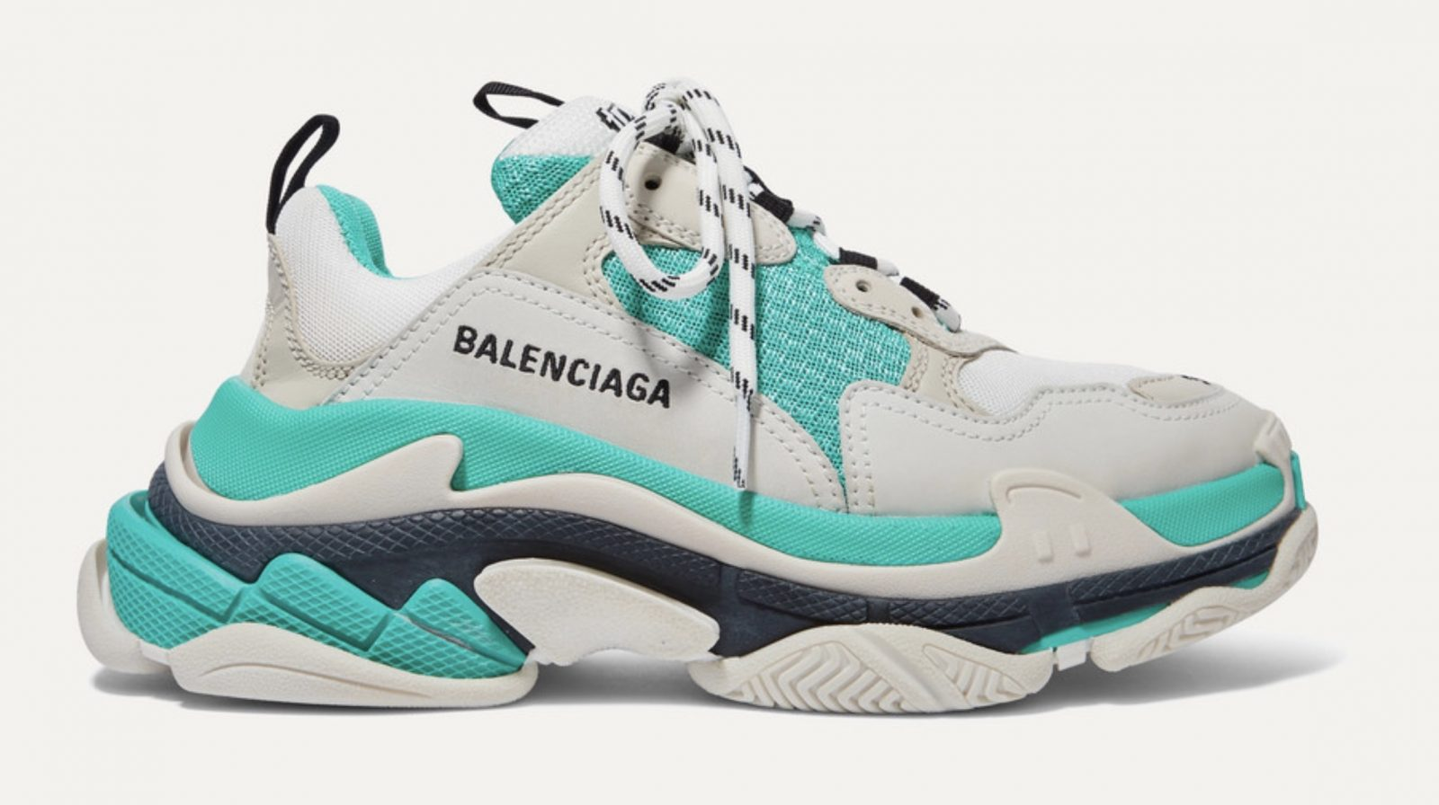 Cop The Stand-Out Balenciaga Triple S With 30% Off Now!