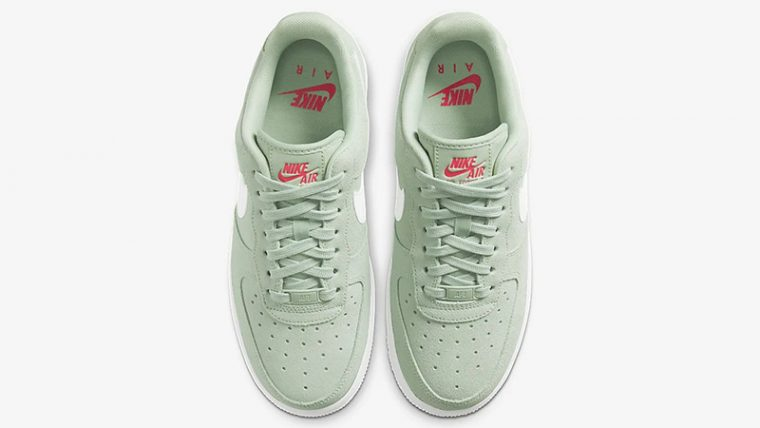 Nike Air Force 1 07 Pistachio Frost CV3026-300 middle thumbnail image