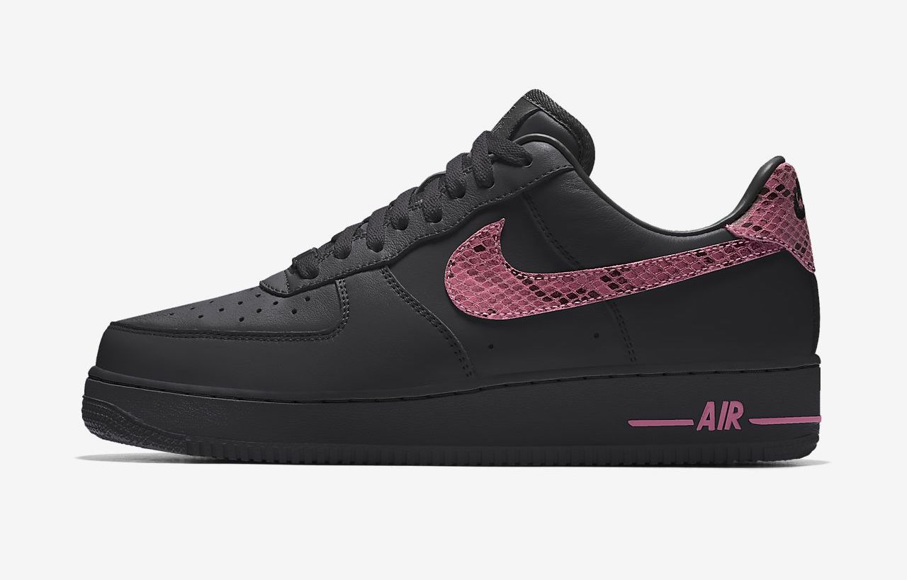 Nike Air Force 1 By You 1