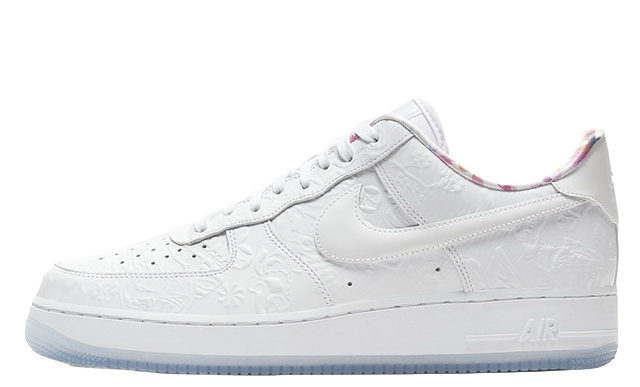 Nike Air Force 1 Chinese New Year White Multi