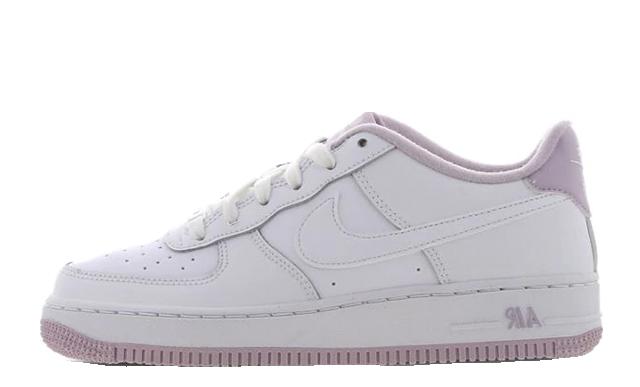 Nike Air Force 1 GS White Lilac | CD6915-100
