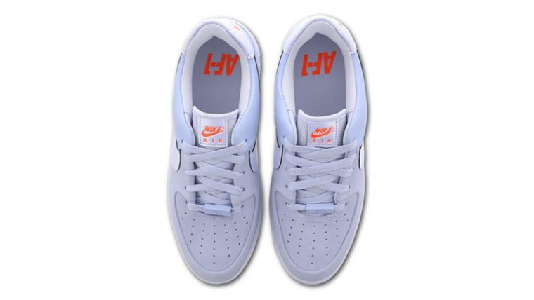 Nike Air Force 1 Sage Hydrogen Blue CV3023-400 middle thumbnail image