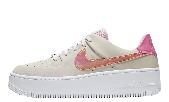 Nike Air Force 1 Sage Low Light Bone Pink CV3036-001