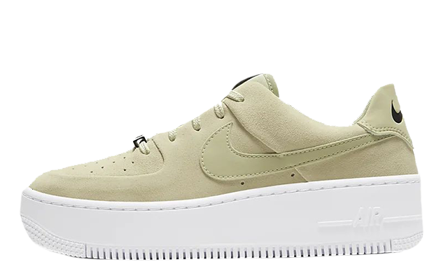 Nike Air Force 1 Sage Low Olive Aura AR5339-301