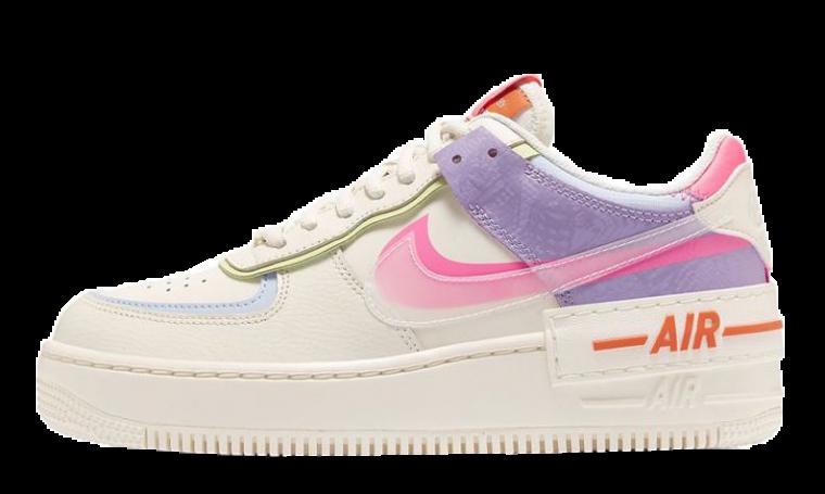Nike Air Force 1 Shadow Gel