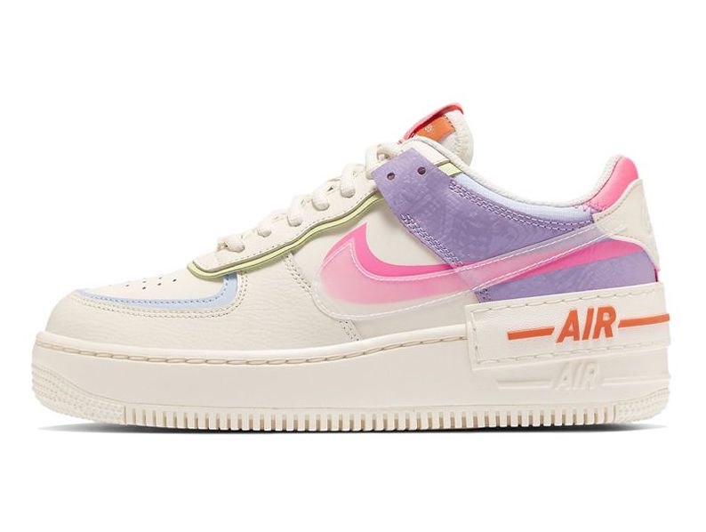 nike air force 1 shadow femme pastel