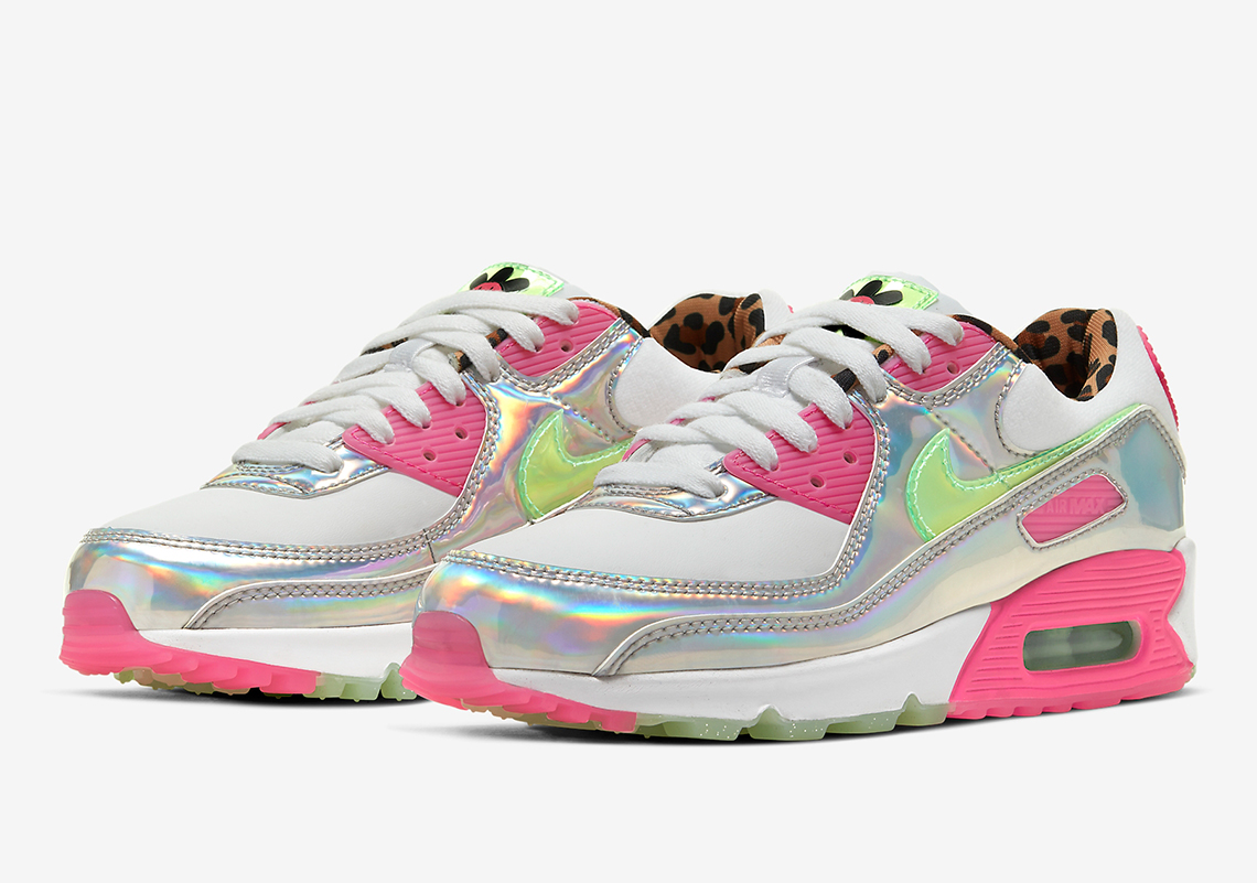 Nike Air MAx 90 Iridescent front