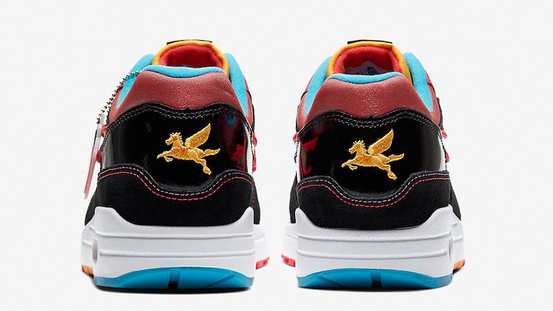 Nike Air Max 1 Chinese New Year CU6645-001 back