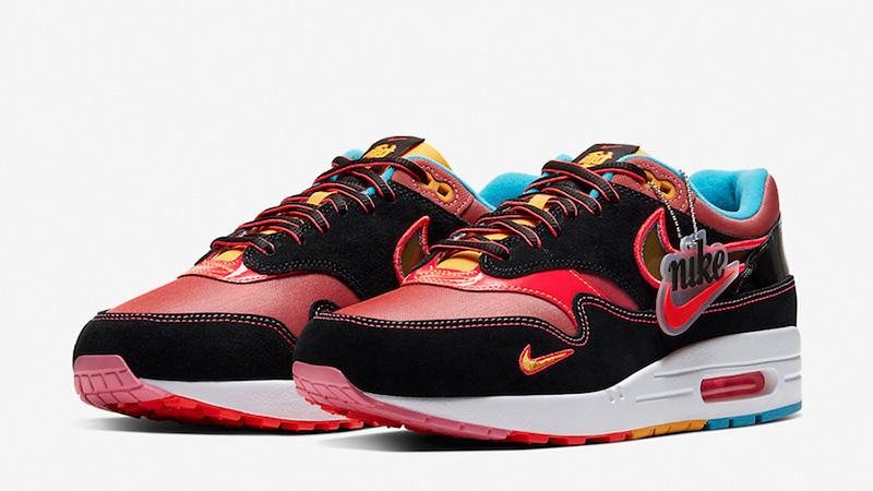 Nike Air Max 98 | Black | Sneakers | CQ4028 001 | Caliroots