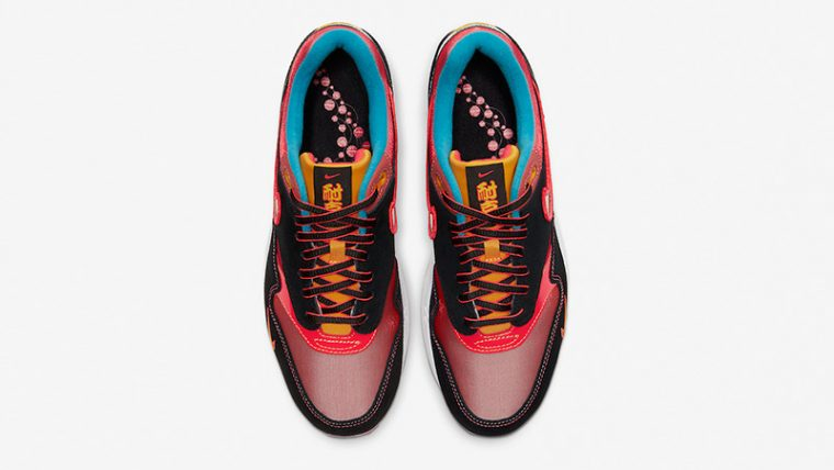 Nike Air Max 1 Chinese New Year CU6645-001 middle thumbnail image