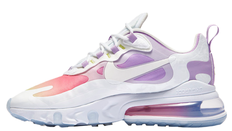 Nike Air Max 270 React Chinese New Year Gradient Pink | CU2995-911 thumbnail image