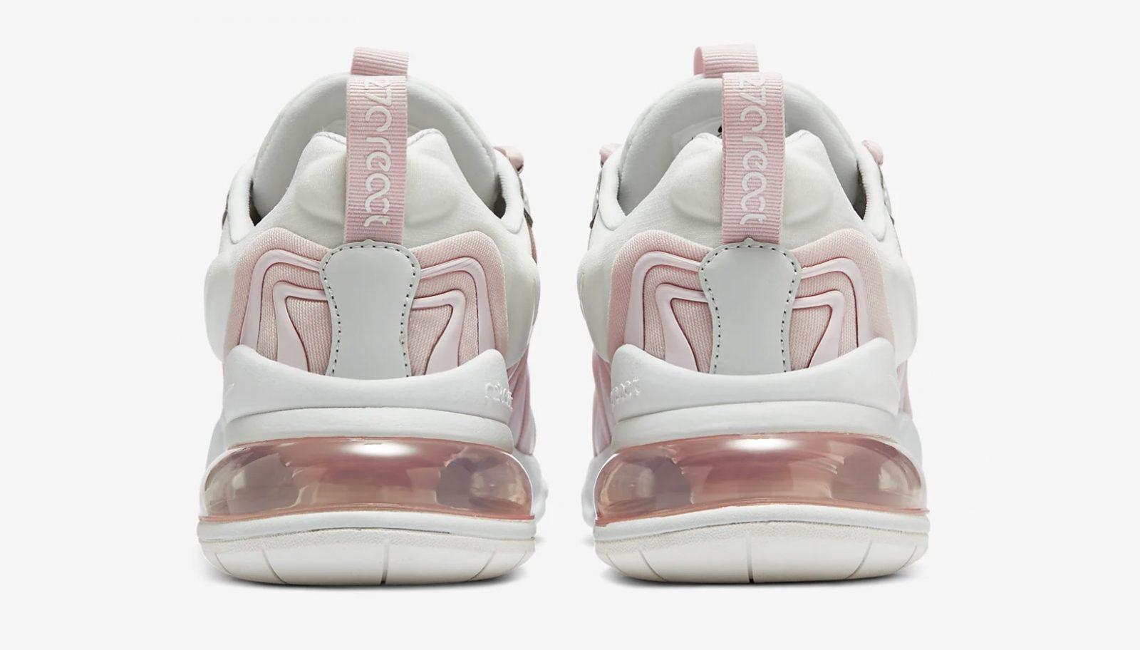 Nike Air Max 270 React ENG Photon Dust | CK2595 001 heel